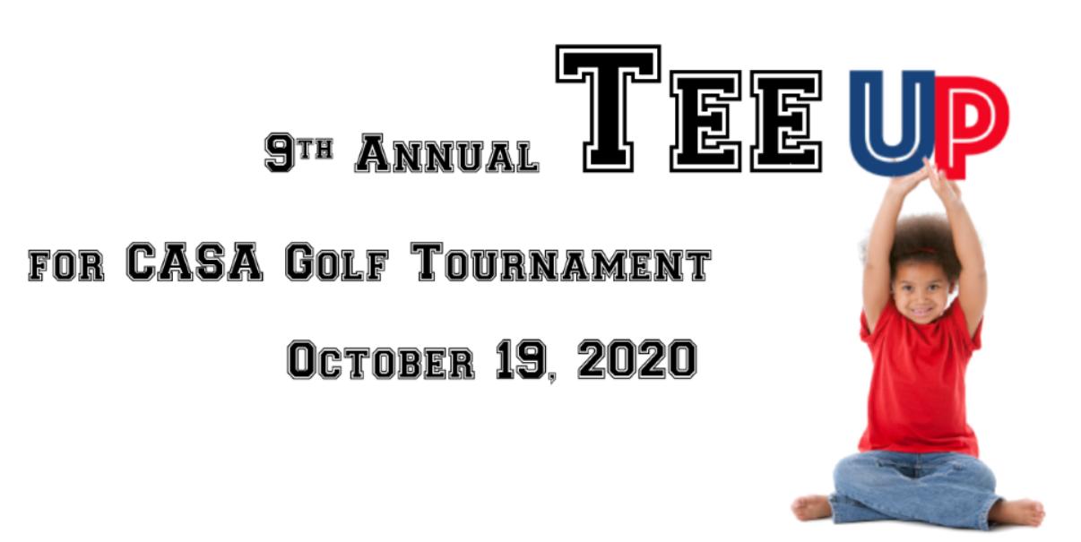 2020 Tee Up for CASA Golf Tournament