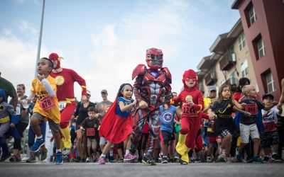 2020 CASA Superhero Run