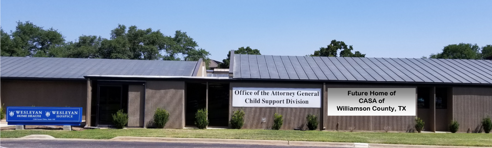 New Office Exterior